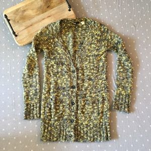 Urban Outfitters, BDG, Chunky Knit Cardigan