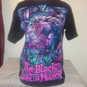 HOT!  The Black Dahlia Murder band t shirt