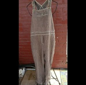 J.Jill Overalls Size Large Great Condition Vintage
