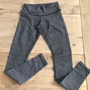 Lululemon reversible pants