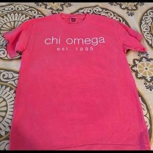 Chi omega t shirt