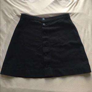 AA Denim Skirt