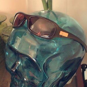 Gucci Brown Sunglasses with Original Box
