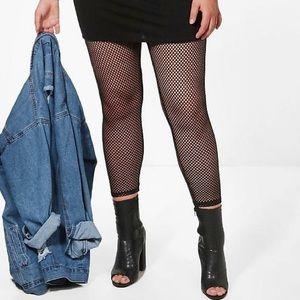 Charlotte Fishnet Legging