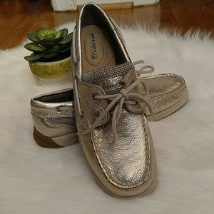 New Sperry Top Sider Shoes