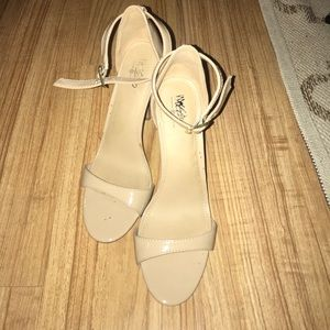 Nude Sandals -Mossimo size 7