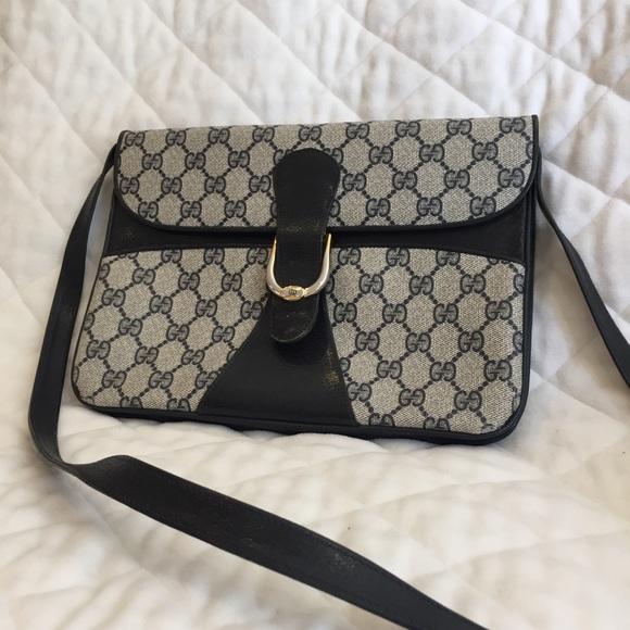 799d8000bf7c Gucci Handbags - !Flash Sale Gucci accessory collection vintage cro
