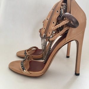 Isabel Marant Rea chain sandals