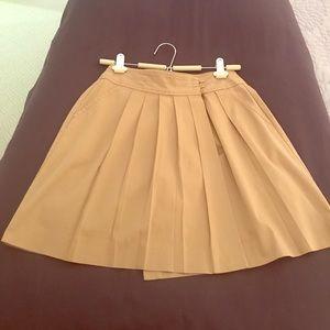 Trina Turk Pleated Skirt