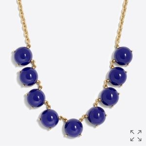 J.Crew Factory • bubble stone necklace