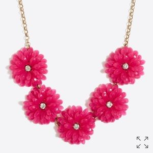 J.Crew Factory • dahlia burst necklace