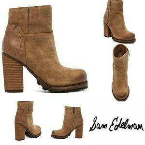 Sam Edelman Franklin Boots