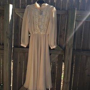 Vintage Ursula of Switzerland maxi dress