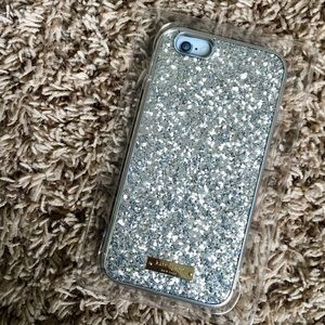 Kate Spade Glitter Phone Case