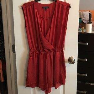 BR burnt red romper with pockets 🙌🏼🙌🏼🙌🏼