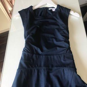 Diane Von Furstenberg Navy Blue Dress Brand New