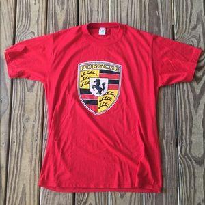 Vintage Porsche Tee Shirt
