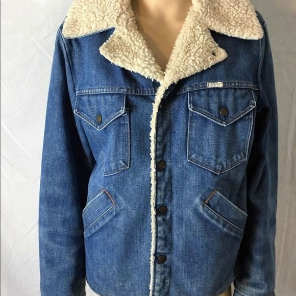 3c750a00919a86 Do nothing by Sedgefield Jackets   Blazers - Vintage denim jacket