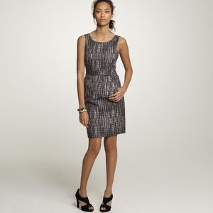 J. Crew Contessa Tweed Dress