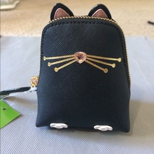 NWT cat coin holder