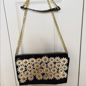 Lulu Guinness for JCP Flower Shoulder Bag