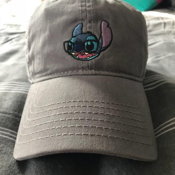 164d5480c3803 NWT Disney s Lilo   Stitch Dad Hat
