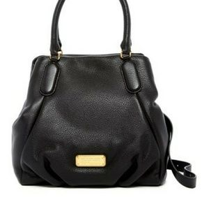 Marc Jacobs Fran Leather Satchel