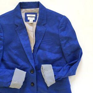 🆕{Listing} J.Crew Schoolboy Blazer in Linen