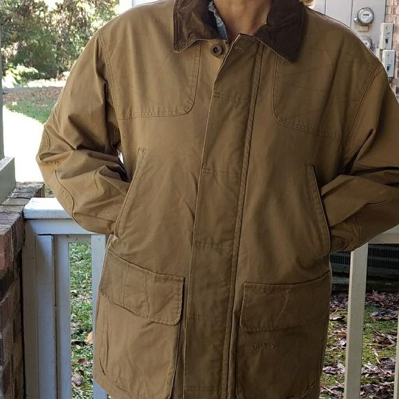 5e2169235204c Orvis Men's Heritage Field Jacket. M_59e79cf28f0fc4d8e0095fc4
