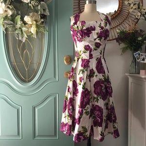 ‼️SALE‼️ *NEW* Unique Vintage Floral Dress