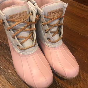 Sperry women's short boots
