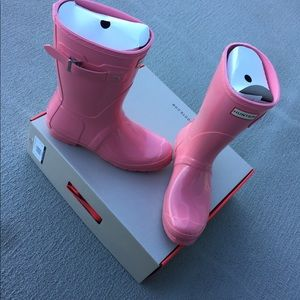 Women's Original Short Gloss Rain Boots BRAND NEW