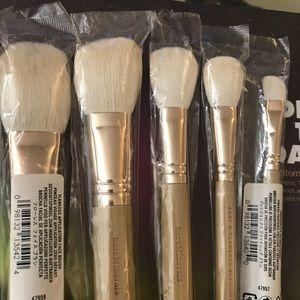 Bare Mineral Brush Set NWT