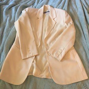 Jackets & Blazers - Ivory Blazer