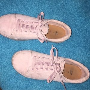 Blush H&M Sneakers
