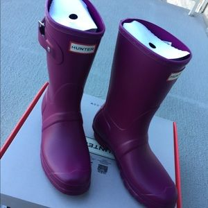 Women's Original Short Rain Boots BRAND NEW