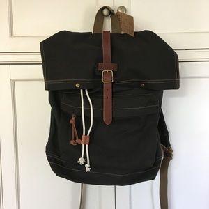 AE Canvas Rucksack Backpack