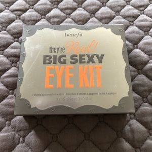 NWT Benefit Big Sexy Eye Kit