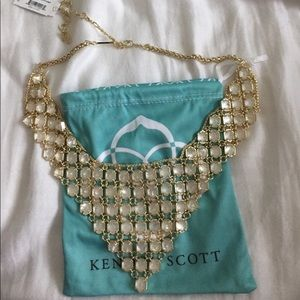NWT Kendra Scott Giada statement necklace