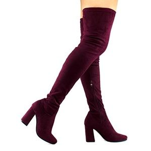 Shoes - Sexy thigh thigh boots!