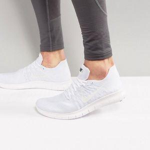 Nike Shoes - Women s NIKE Free Run Flyknit 2 Running Shoe 6b5ebbea1c76