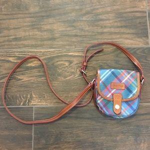 Perfect Fall crossbody bag!