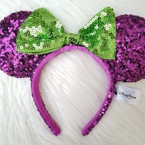 Authentic Halloween Minnie Mouse Ears