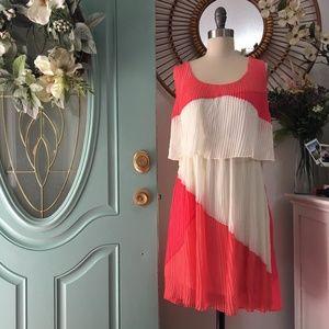 ‼️SALE‼️ Aryn K Pleated Dress - Stitch Fix