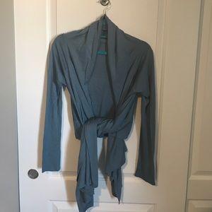 BCBG Wrap Sweater