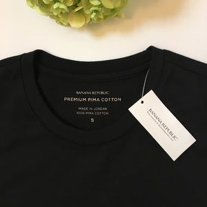 26fe1605 Banana Republic Shirts - Banana Republic Premium Pima Cotton Tee NWT $23