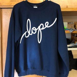 dope Shirts - Dope Vintage Sweater/Hoodie