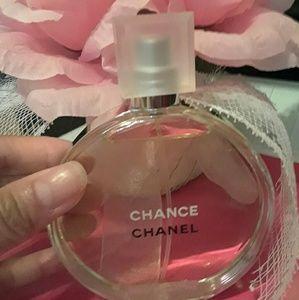 Chanel Chance Eau Fraiche tester