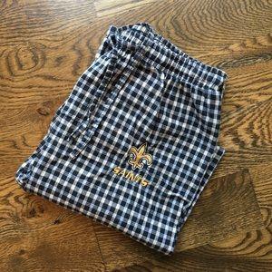 Other - New Orleans Saints Pajama pants