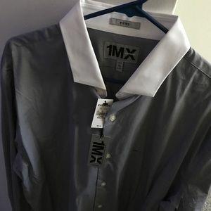 Men's dress shirt. XXL NWT!